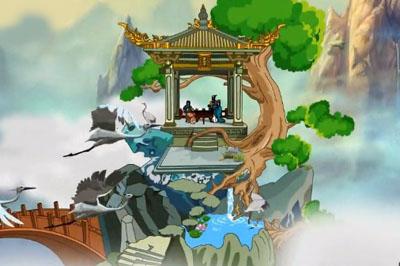 中华牡丹园之三圣游园,旅游景点宣传动画