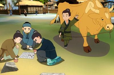 故事片《牛郎织女故事》