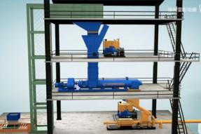 浓浆泵业废物处理