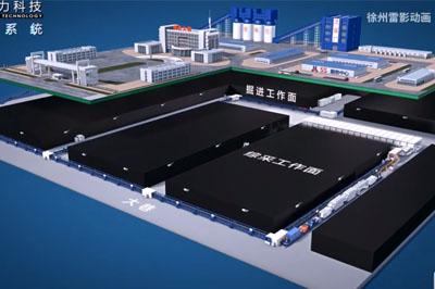 自动化科技,煤矿领域